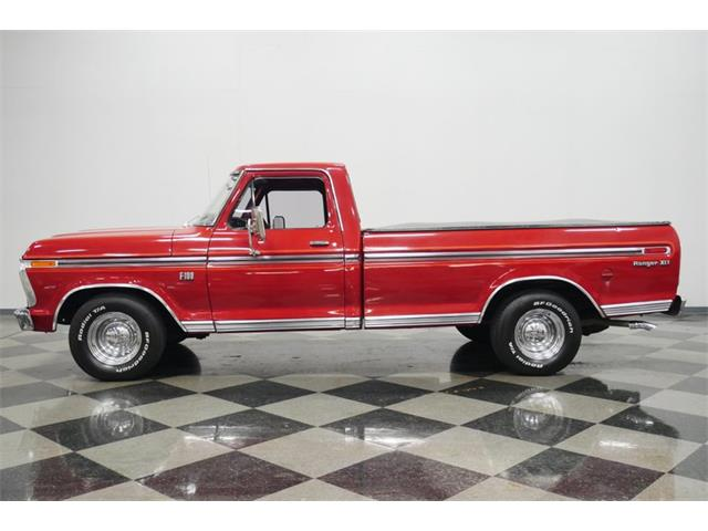 1973 Ford F100 (CC-1426979) for sale in Lavergne, Tennessee