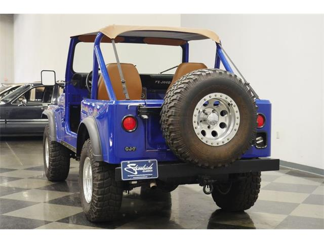 1980 Jeep CJ7 (CC-1426985) for sale in Lavergne, Tennessee