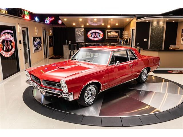 1965 Pontiac GTO (CC-1426991) for sale in Plymouth, Michigan