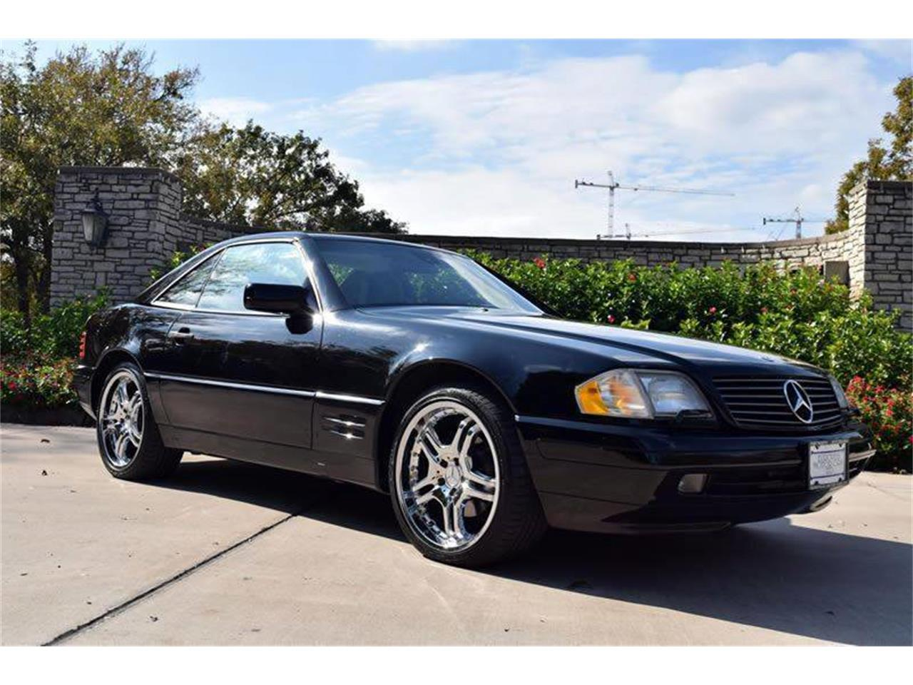 1998 Mercedes-Benz SL-Class (CC-1420007) for sale in Fort Worth, Texas