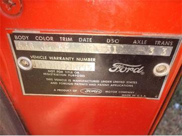 1964 Ford Falcon (CC-1427001) for sale in Cadillac, Michigan