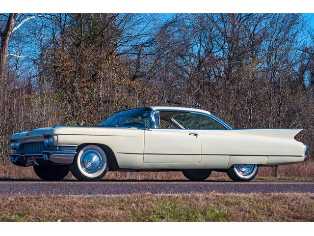 1960 Cadillac Series 62 (CC-1427006) for sale in St. Louis, Missouri