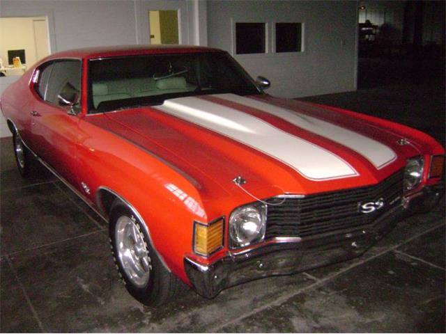 1972 Chevrolet Chevelle (CC-1427012) for sale in Cadillac, Michigan
