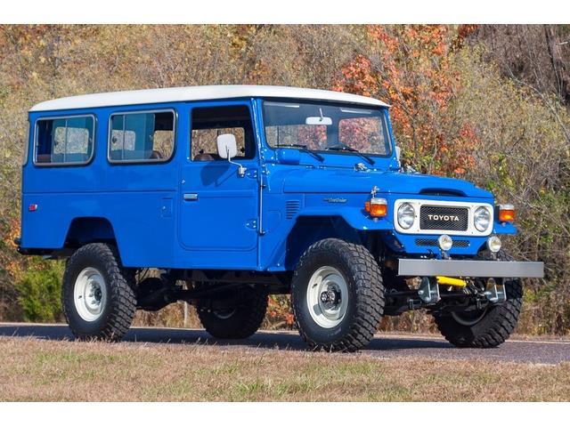 1983 Toyota Land Cruiser FJ (CC-1427015) for sale in St. Louis, Missouri