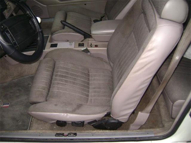 1990 Ford Mustang (CC-1427021) for sale in Cadillac, Michigan