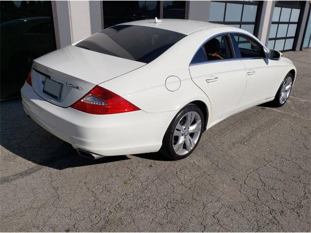 2009 Mercedes-Benz CL550 (CC-1427023) for sale in Cadillac, Michigan