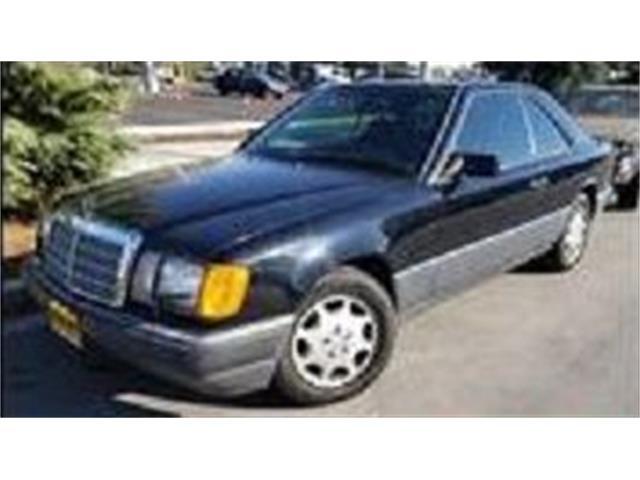 1992 Mercedes-Benz 300CE (CC-1427024) for sale in Cadillac, Michigan