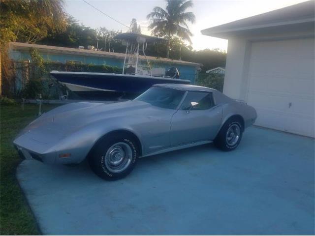 1977 Chevrolet Corvette (CC-1427025) for sale in Cadillac, Michigan