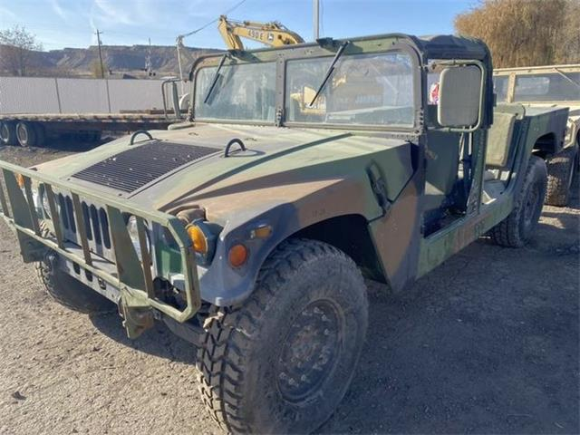 1980 AM General M998 (CC-1427026) for sale in Cadillac, Michigan