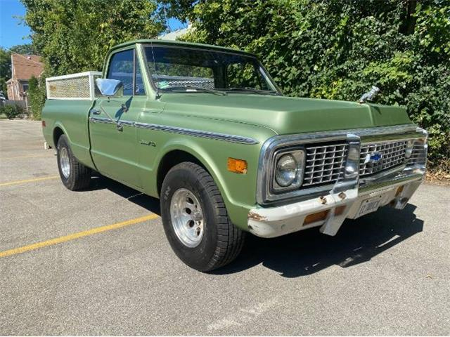 1971 Chevrolet C10 (CC-1427030) for sale in Cadillac, Michigan