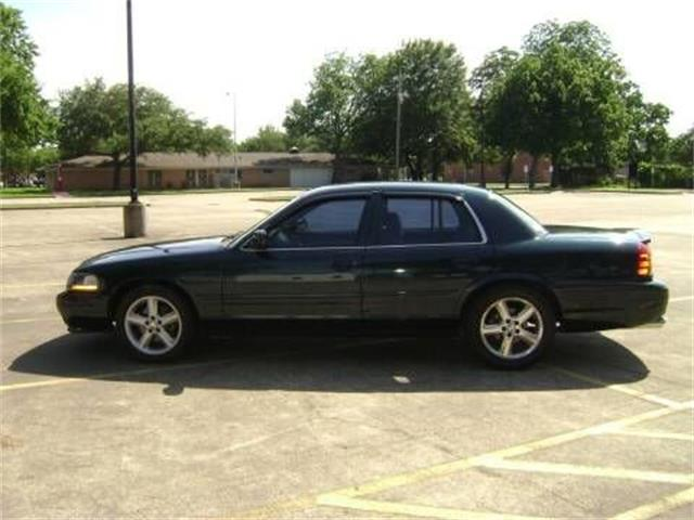 2003 Mercury Marauder (CC-1427031) for sale in Cadillac, Michigan