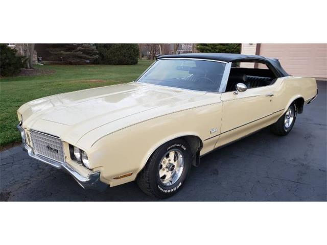 1972 Oldsmobile Cutlass (CC-1427033) for sale in Cadillac, Michigan