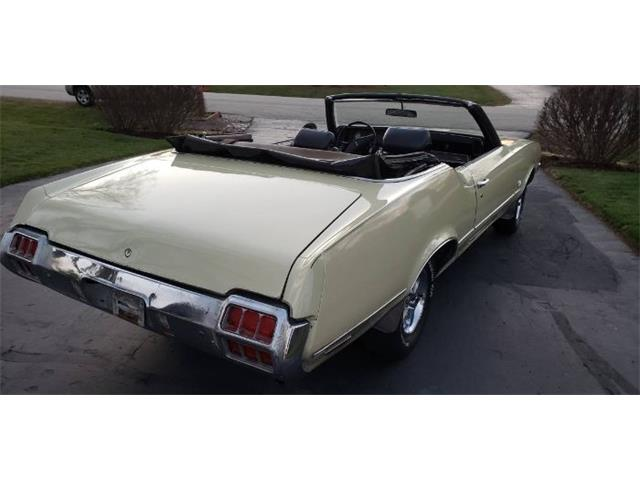 1972 Oldsmobile Cutlass (CC-1427033) for sale in Cadillac, Michigan