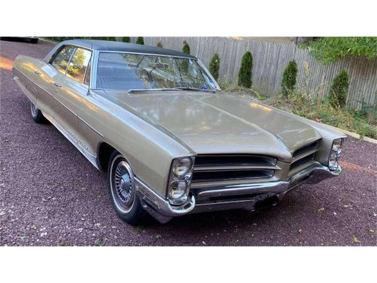 1966 Pontiac Bonneville (CC-1427035) for sale in Cadillac, Michigan