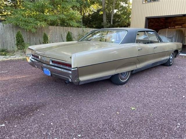 1966 Pontiac Bonneville (CC-1427035) for sale in Cadillac, Michigan