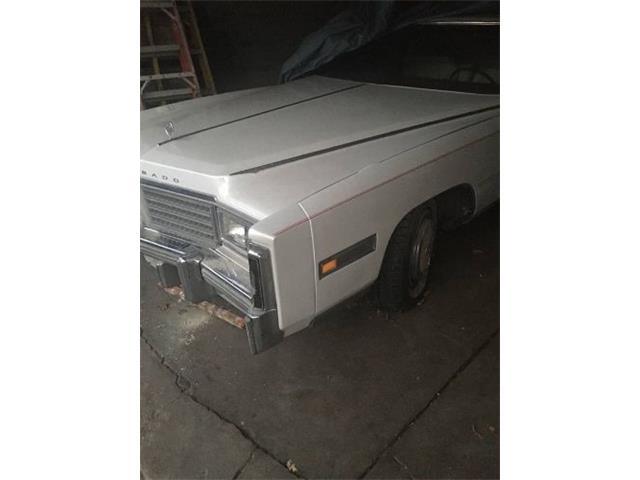 1978 Cadillac Eldorado (CC-1427037) for sale in Cadillac, Michigan