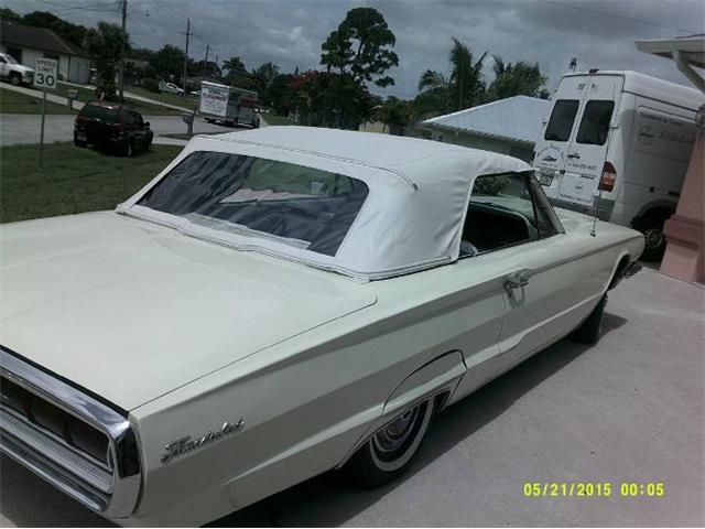 1966 Ford Thunderbird (CC-1427041) for sale in Cadillac, Michigan