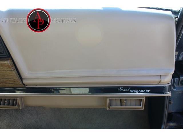 1989 Jeep Grand Wagoneer (CC-1427042) for sale in Statesville, North Carolina