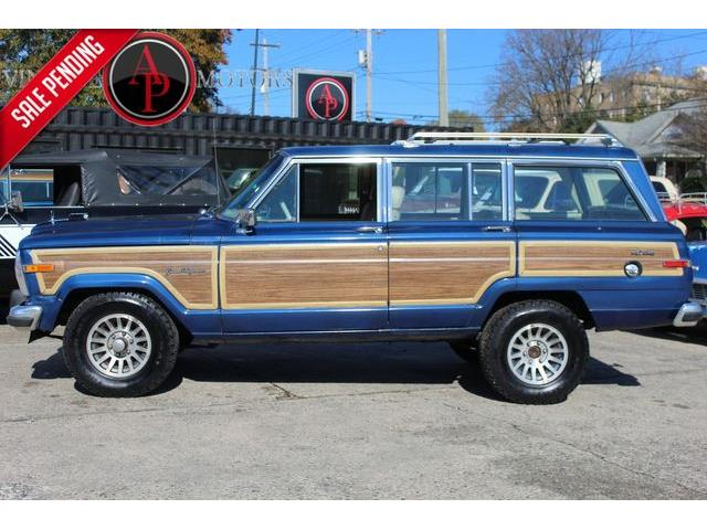 1989 Jeep Grand Wagoneer (CC-1427042) for sale in Statesville, North Carolina