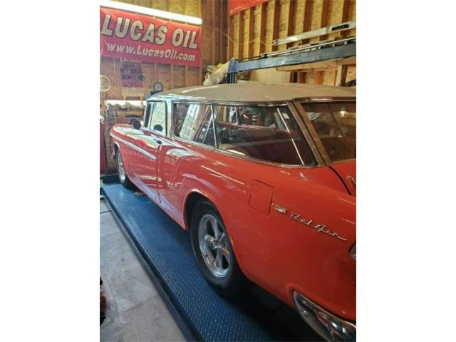 1955 Chevrolet Nomad (CC-1427043) for sale in Cadillac, Michigan