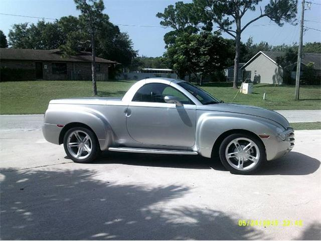 2004 Chevrolet SSR (CC-1427044) for sale in Cadillac, Michigan