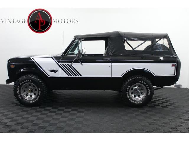 1977 International Scout (CC-1427047) for sale in Statesville, North Carolina