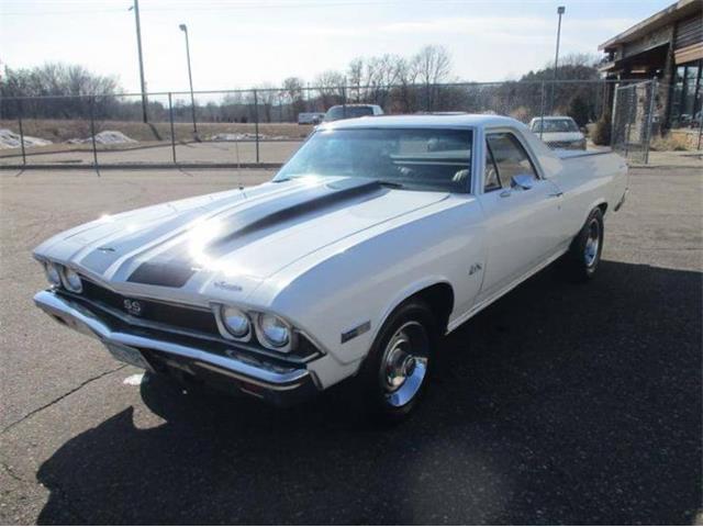 1968 Chevrolet El Camino (CC-1427048) for sale in Cadillac, Michigan