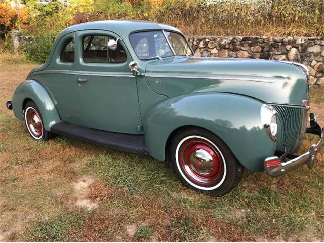 1940 Ford Standard (CC-1427049) for sale in Cadillac, Michigan