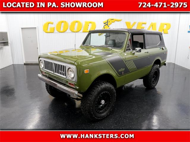 1972 International Scout II (CC-1427051) for sale in Homer City, Pennsylvania