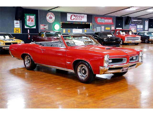 1966 Pontiac GTO (CC-1427060) for sale in Homer City, Pennsylvania