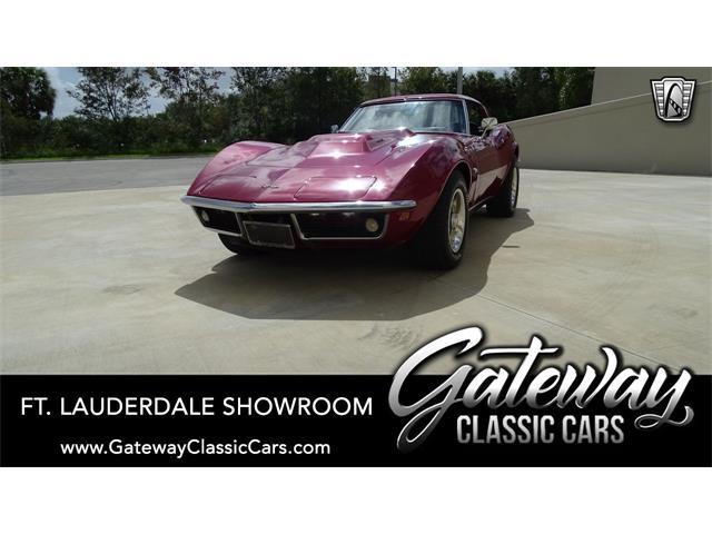 1969 Chevrolet Corvette (CC-1427065) for sale in O'Fallon, Illinois