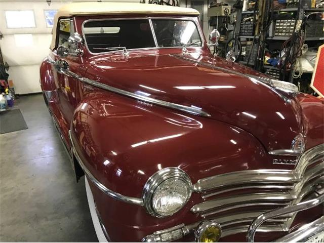 1948 Plymouth Convertible (CC-1427068) for sale in Cadillac, Michigan