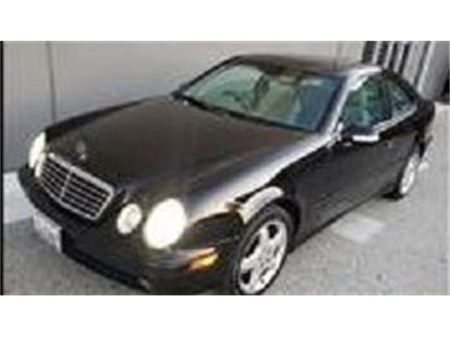 2001 Mercedes-Benz CLK430 (CC-1427075) for sale in Cadillac, Michigan