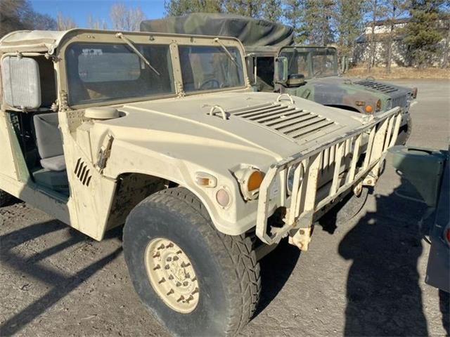 1980 AM General M998 (CC-1427076) for sale in Cadillac, Michigan
