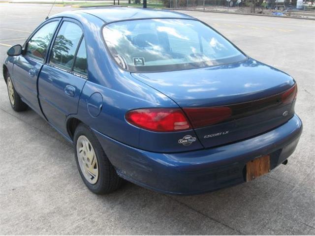 1999 Ford Escort (CC-1427077) for sale in Cadillac, Michigan