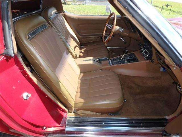 1971 Chevrolet Corvette (CC-1427078) for sale in Cadillac, Michigan