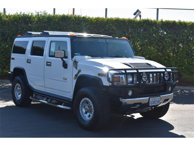 2004 Hummer H2 (CC-1420708) for sale in Costa Mesa, California