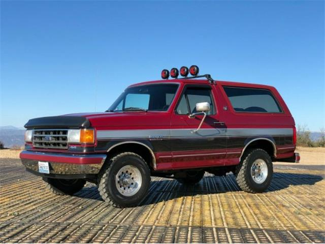 1991 Ford Bronco (CC-1427080) for sale in Cadillac, Michigan