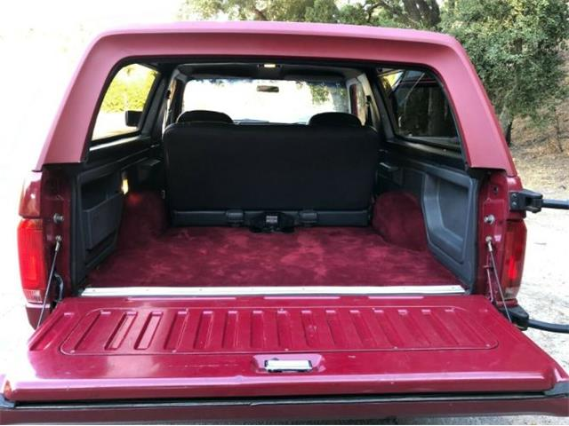 1991 Ford Bronco (CC-1427080) for sale in Cadillac, Michigan