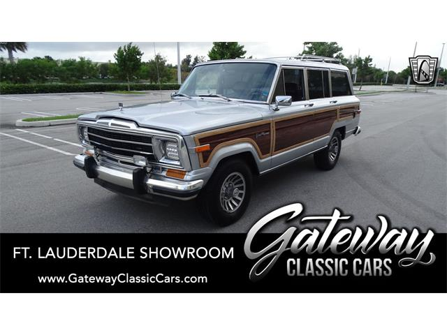 1989 Jeep Grand Wagoneer (CC-1427081) for sale in O'Fallon, Illinois