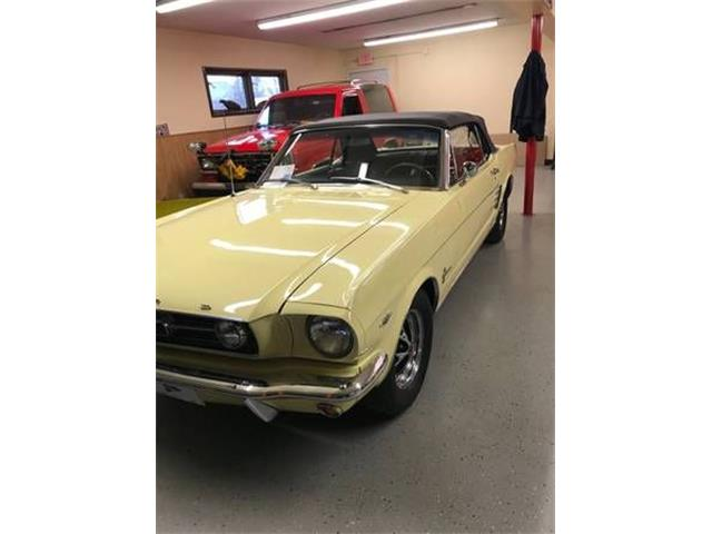 1966 Ford Mustang (CC-1427082) for sale in Cadillac, Michigan