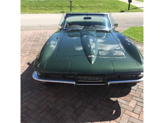 1967 Chevrolet Corvette (CC-1427085) for sale in Cadillac, Michigan