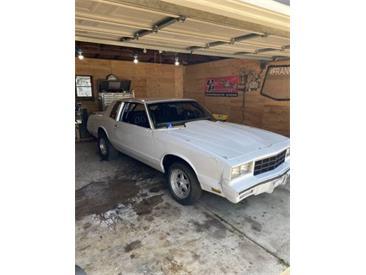 1981 Chevrolet Monte Carlo (CC-1427086) for sale in Cadillac, Michigan