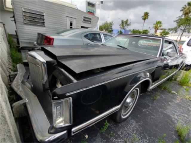 1977 Lincoln Continental Mark V (CC-1427088) for sale in Miami, Florida