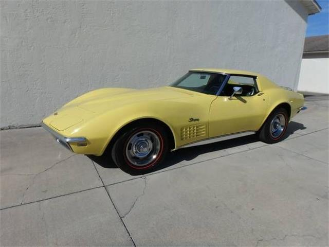 1970 Chevrolet Corvette (CC-1427089) for sale in Cadillac, Michigan