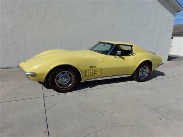 1970 Chevrolet Corvette (CC-1427089) for sale in Cadillac, Michigan