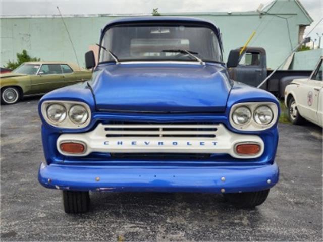 1958 Chevrolet Apache (CC-1427096) for sale in Miami, Florida