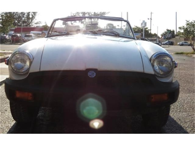 1979 MG MGB (CC-1427097) for sale in Miami, Florida