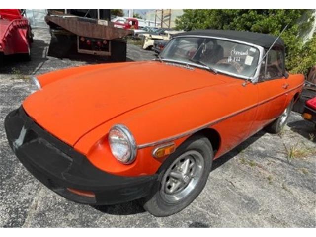 1976 MG MGB (CC-1427107) for sale in Miami, Florida