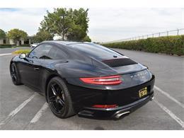 2018 Porsche 911 Carrera (CC-1420712) for sale in Costa Mesa, California